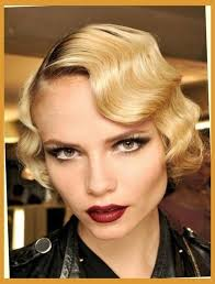 20 s hairstyles finger waves and pin curls hairstyle 1940 s hairstyles within