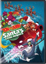 watch tom jerry santa u0027s helpers 2014 movie