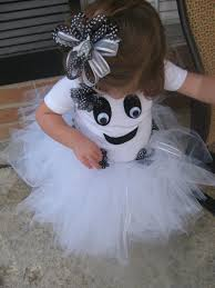 Girls Ghost Halloween Costume Toddler Ghost Costume Love Spun Halloween Costumes