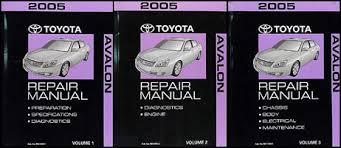2005 toyota manual 2000 2005 toyota avalon automatic transmission overhaul manual orig