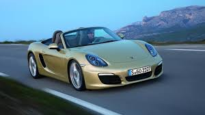 2013 porsche boxster launched in the uk pricing announced