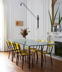 Dining Room Table Chandeliers Trend Spotting Wall Mounted Lamps In Place Of Chandeliers In The