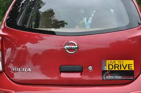 nissan micra trunk space nissan micra review edit 6 5 years of trouble free ownership