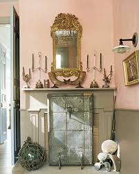 pink rooms martha stewart