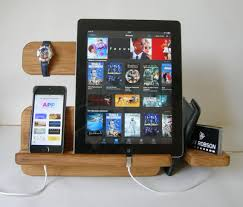 Electronic Charging Station Desk Organizer If Youre Happy And You It Wag Your Primitive Rustic Sign