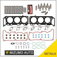 mazda maker fit head gasket set lifters 00 03 ford explorer ranger mazda