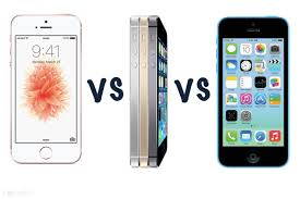 what s apple iphone se vs iphone 5s vs iphone 5c what s the difference