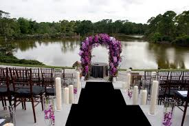 japanese wedding arches modern wedding delray boca raton fl at the morikami