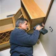 10 ways to update old kitchen cabinets this old house