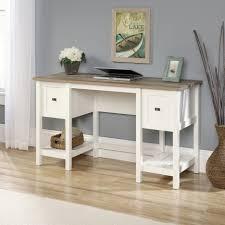desks white desk hutch only l shaped corner