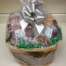 beef gift baskets gift baskets filled with fresh smoked meats vincek s smokehouse