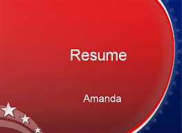 Powerpoint Resume Template Microsoft Powerpoint Template U2013 30 Free Ppt Jpg Psd Documents
