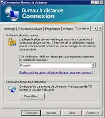 port connexion bureau distance windows server 2008 terminal services gateway laboratoire