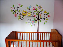family tree wall decals for nursery ideas baby nursery ideas image of birds and tree wall decals for nursery