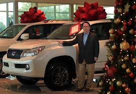 lexus service sterling mccall some give four wheeled gifts that don u0027t fit under the tree
