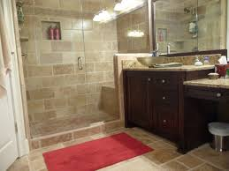 bathroom exclusive black white plus red bathroom decorating