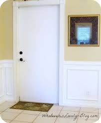 Spell Wainscoting Diy Faux Wainscoting Do It Your Self
