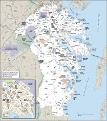 maryland map by city map arundel county washingtonpost