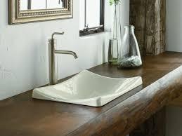 Overmount Bathroom Sink Bathroom Kohler Sinks Bathroom 8 Kohler Sink Kohler Devonshire