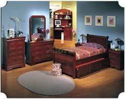 kids sleigh bedroom furniture set with trundle bed 179 xiorex