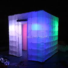 photo booth tent aliexpress buy photo booth tent with colorful led