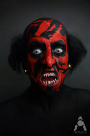 insidious demon costume lipstick face demon halloween costume by