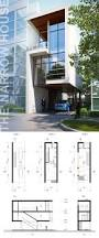 Narrow House Plans 4972 Best Blueprint Images On Pinterest House Floor Plans Dream
