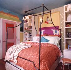 Iron Canopy Bed Iron Frame Canopy Beds