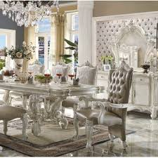 Tufted Dining Chair Set Button Tufted Dining Chair Wayfair