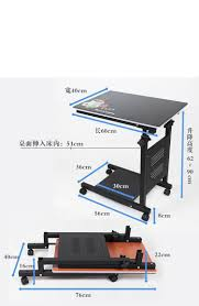 Bedside Laptop Desk Ec Daily Tiger Dad Special Simple Bed Laptop Table Folding Lifting