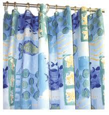 Coastal Shower Curtains A Summer Home Beachy Tropical And Coastal Shower Curtains