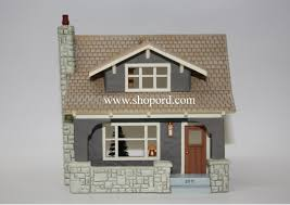 hallmark 2011 arts and crafts bungalow ornament 28th in the
