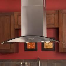appliance kitchen island range hoods best island range hood