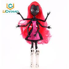 Frankie Halloween Costume Aliexpress Buy Box Ucanaan Dolls Draculaura Clawdeen Wolf