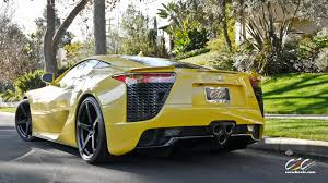 lexus lfa yellow 2015 cars supercars coupe cec tuning wheels lexus lfa wallpaper