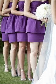 wedding trends peplum bridesmaid dresses are coming back