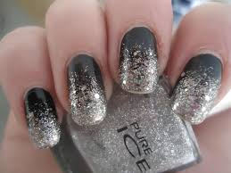 silver nail designs nail laque and design ideas