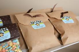 personalized party favor bags do it yourself party favors personalized treat bags big dot of