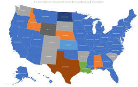 Colorado On The Map by Broncos In Colorado Bentleys In Mississippi The Most Com