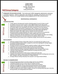 Skills Section Of Resume Skills Section Of Resume Free Resume Templates