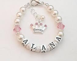 baby bracelets personalized baby bracelet etsy