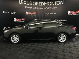 2014 lexus es 350 price paid pre owned 2014 lexus es 350 elegance edition 4 door car in