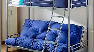 Futon Bunk Bed With Mattress Included Amazing Futon Bunk Bed With Mattress Included Pertaining
