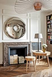 Eclectic Decorating Ideas For Living Rooms by Eclectic Living Room By Marta Chrapka Of Colombe Design