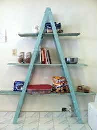 bookcase full size of oak leaning ladder bookshelf oak ladder
