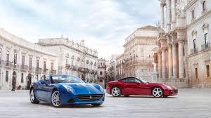 Ferrari California Coupe - 2017 ferrari california t a turbo makes this front engine gt come