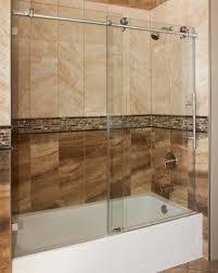 frameless glass tub doors glass bathtub doors u2013 icsdri org