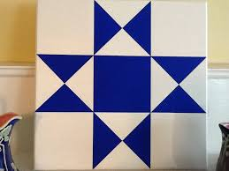 Barn Quilts For Sale Barn Quilt Barn Quilts Painted Quilt Block Simple But Beautiful