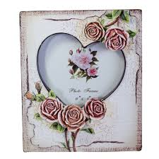 amazon com 4 75 carats amazon com gift garden picture frame two heart shaped frame
