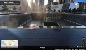Google Maps New York City by Google Street View Pays Tribute To 9 11 Hurricane Sandy Slashgear